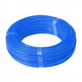 Cabo Flexível Cobre 10 mm² Rolos Com 100 m - Azul