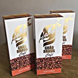 Cápsulas Café Tipo Nespresso Gourmet 100% Arábica Intensidade 06 - 10 Unidades