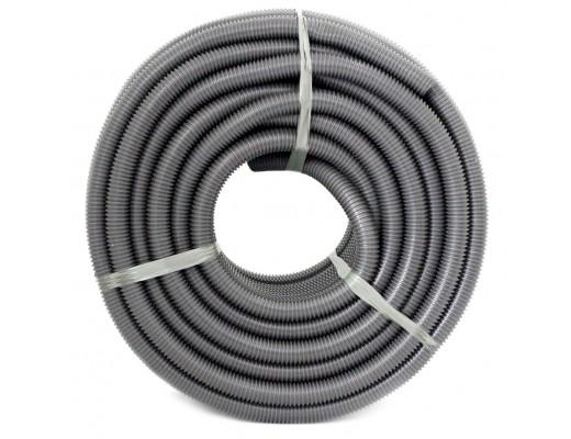 Conduíte Corrugado Cinza 320N PVC 3/4 Ecológico - 10 mts