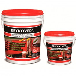 Aditivo Impermeabilizante para Argamassas - Drykoveda 18L