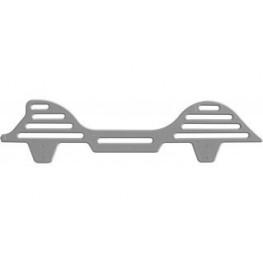Passarinheira Premier Individual 5,5 m Lineares – Cinza