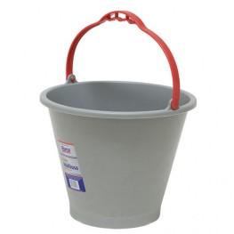 Balde De Plástico Extra Forte 10 L - Roma